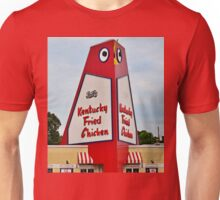 Marietta, Georgia - The Big Chicken Unisex T-Shirt