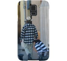 Out for a Stroll - Carcaixent, Spain Samsung Galaxy Case/Skin