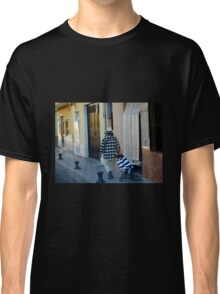 Out for a Stroll - Carcaixent, Spain Classic T-Shirt