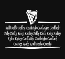 Kelli Kelly Kellie by ZugArt