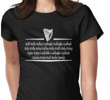 Kelli Kelly Kellie Womens Fitted T-Shirt