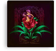 Venus Weed Canvas Print