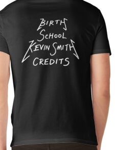 Birth. School. Kevin Smith. Credits. T-Shirt
