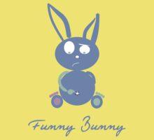 Funny Bunny One Piece - Short Sleeve