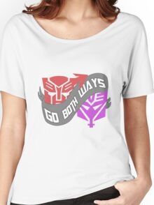 Go Both Ways Women's Relaxed Fit T-Shirt