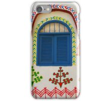 Artistic Facade - Nubian Village iPhone Case/Skin