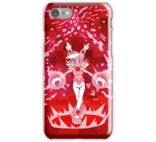 Overclocked Nicole iPhone Case/Skin