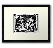 1992 Kabballah and Ain Soph Aur Framed Print