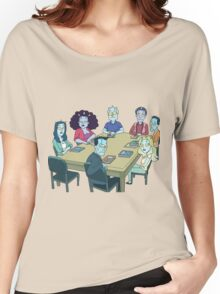 Rick and Morty: The Study Group Women's Relaxed Fit T-Shirt