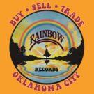 Rainbow Records by superiorgraphix