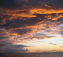 Algerian Sunrise 2: Blush by Joumana Medlej