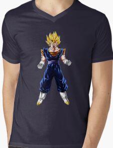 goku vegeta vegito gogeta anime manga shirt Mens V-Neck T-Shirt