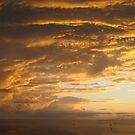 Algerian Sunrise 3: Gold by Joumana Medlej