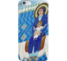 Mary & Joseph iPhone Case/Skin