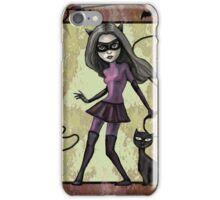 Cat Girl  iPhone Case/Skin