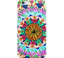 Grassy Magic Mandala iPhone Case/Skin
