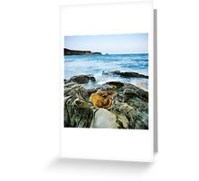 Into the Flow Greeting Card