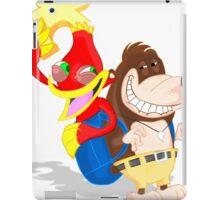 Ren and Stimpy x Banjo-Kazooie iPad Case/Skin