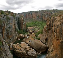 Blyde River Canyon by Daniel Mulcahy