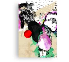 The Echo Canvas Print