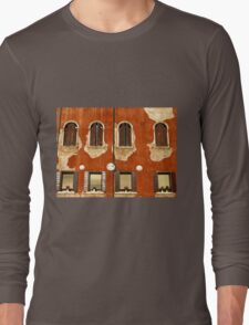 Aged Facade - Venice Long Sleeve T-Shirt