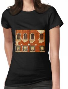 Aged Facade - Venice Womens Fitted T-Shirt