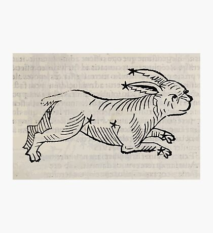 Hic Codex Auienii Continent Epigrama Astronomy Rufius Festivus Avenius 1488 Astronomy Illustrations 0177 Constellations Photographic Print