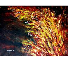 Fire Walk With Me Photographic Print