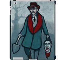 Van Helsing iPad Case/Skin