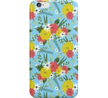 Sunny Picnic Floral iPhone Case/Skin