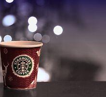 """The simple things in life""...Starbucks by Tania Koleska"