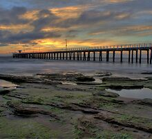 Point Lonsdale Pier - HDR by Scott Sheehan