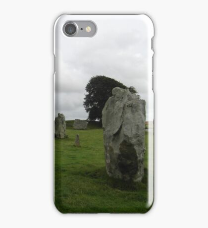 Avebury, Wiltshire, UK iPhone Case/Skin
