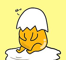 Gudetama - Lazy egg by KaylaPhan