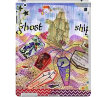 Ghost ship of my life  iPad Case/Skin