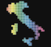 Pixel_Italy_Rainbow by giancio