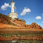 Lighthouse by peterperfect