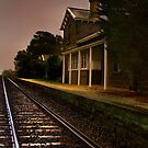 Train Station by peterperfect