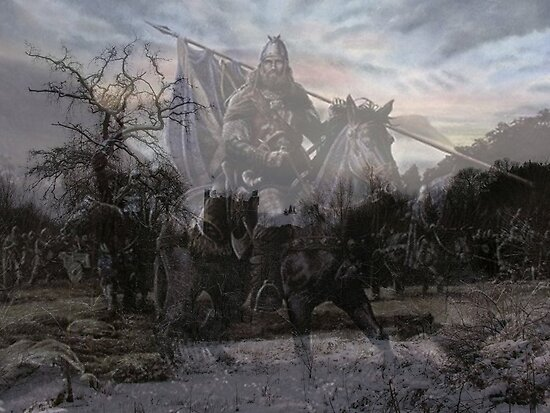 ghost army by joak