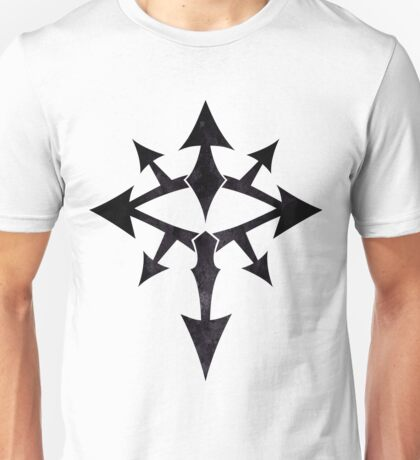 The Eye of Chaos - Dark Unisex T-Shirt