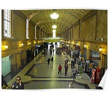 Adelaide Railway Station (the origanal one) Poster