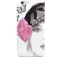 Butterfly Belle iPhone Case/Skin