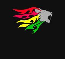 Rasta Lion Head Unisex T-Shirt