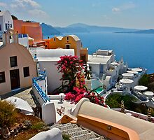 Bel Air - Santorini . Greece . by Brown Sugar . F*Favorites: 3 Views: 408 . Toda raba ! Thx! dear friends ! by AndGoszcz