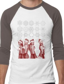 Mean Girls - Jingle Bell Rock Men's Baseball ¾ T-Shirt
