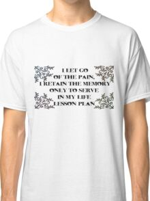 Lesson plan Classic T-Shirt