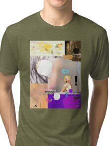 Where Is The Love? Tri-blend T-Shirt