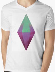 The Sims 4  Mens V-Neck T-Shirt
