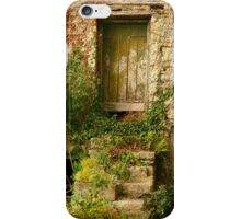 Grungy And Romantic iPhone Case/Skin