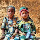Sisters. Louise & Alma.  by joshuatree2